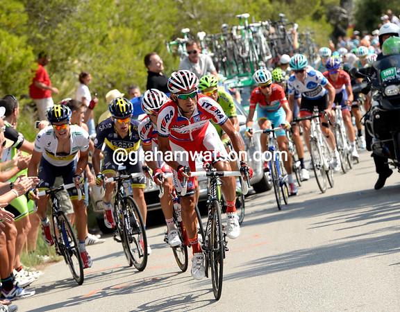 Vuelta España - Stage 13