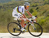 Philippe Gilbert has a chance at winning the uphill sprint if the escape gets caught...