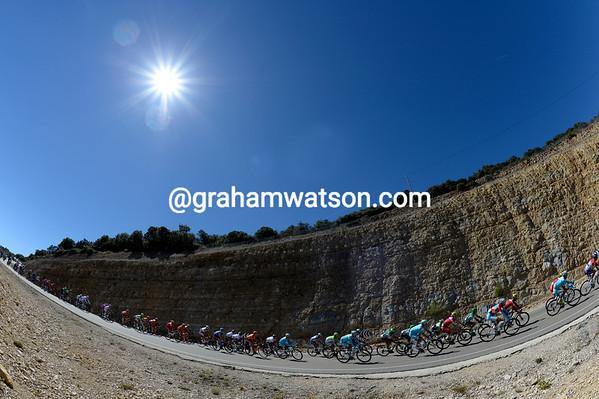 Vuelta España - Stage 18