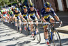Saxo-Tinkoff lead the chase of Mendes just 20-seconds later...