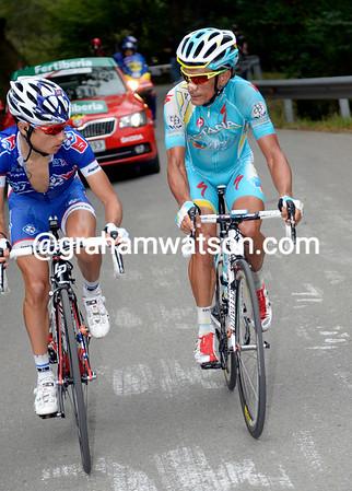 Vuelta España - Stage 20