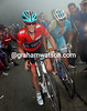 Horner is starting to glow as he passes Nibali in the last two-kilometres...