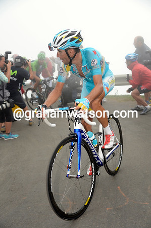 Nibali concedes the Vuelta to Horner, but what a fight he made of it..!