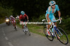 Nibali attacks again just as Horner reaches him...