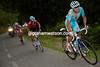 Nibali attacks again just as Horner reaches him...