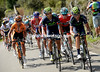 Six minutes later, Movistar does the same to the already-stressed peloton...