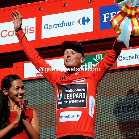 Vuelta España - Stage 3