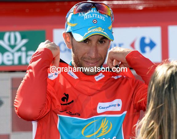Vuelta España - Stage 4