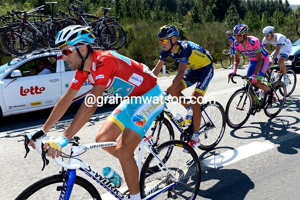 Vuelta España - Stage 5