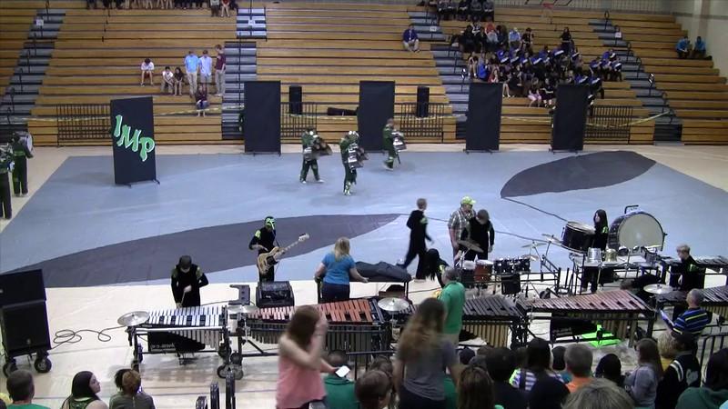Drum Line - Green Hope