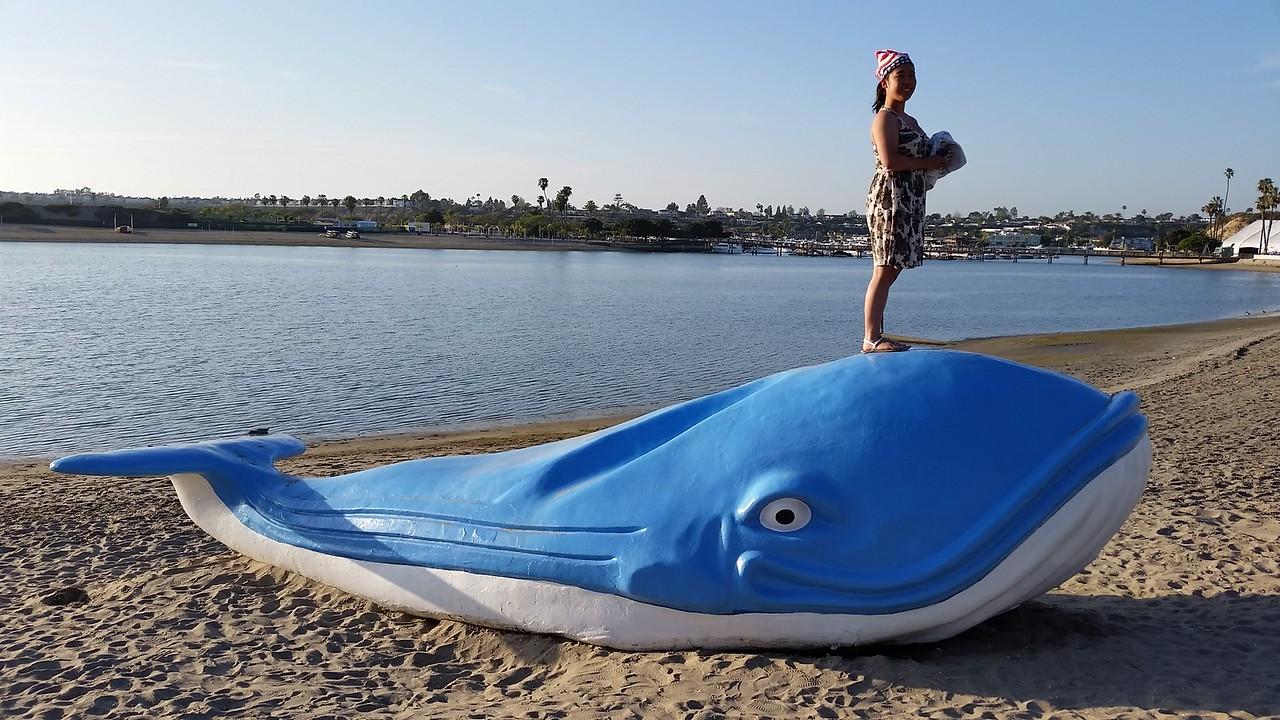 Newport Dunes RV Resort in Newport Beach, California