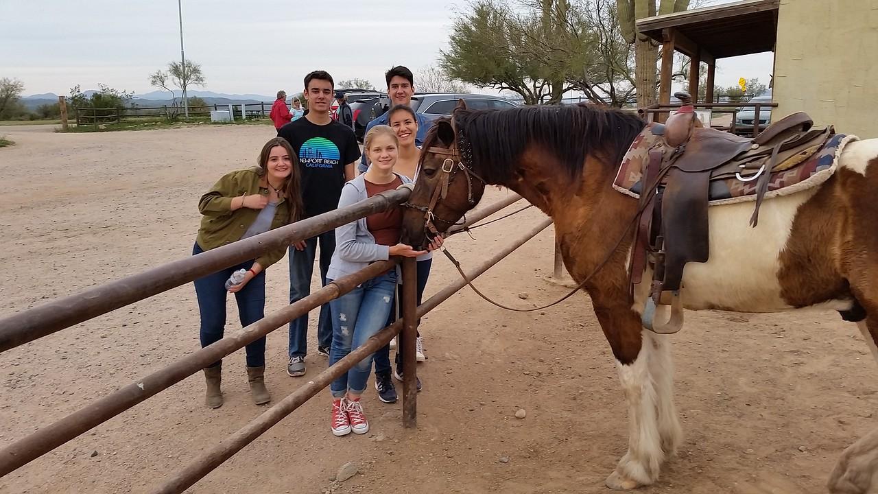 Fort McDowell Adventure horseback ride