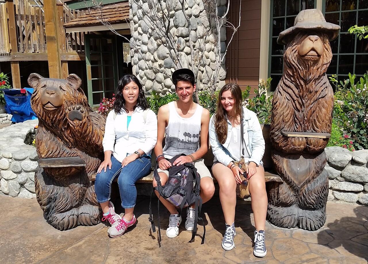 Knott's Berry Farm, California