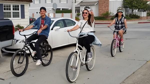 Video- Cedric, Valentina and Rio in Newport Beach, California
