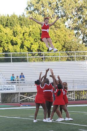 2014-2015 Cheer Game Performances