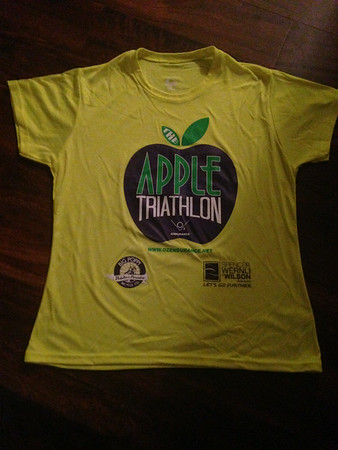 2014 Apple Triathlon
