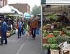Columbia Road Flower Market 20th April