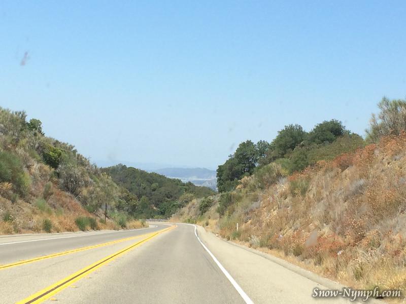 Aug 9, 2010 Drove to Santa Ynez, then Avila Beach