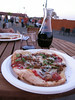 Aug 9, 2014  Wood fired pizza was good!
