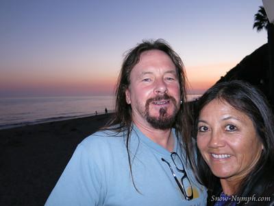 2014 (Aug 8-17) Home for Road Trip - Fun in Santa Barbara