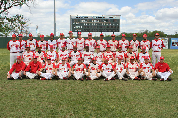 2014 Baseball Team Photos