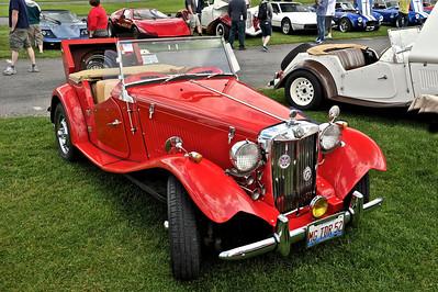 1952 MG TDR