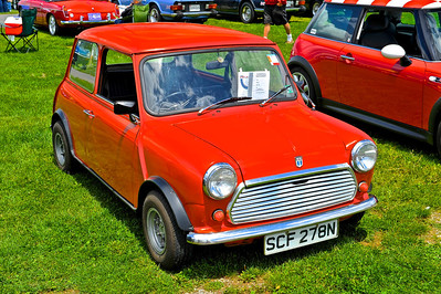 1974 Morris Mini 1000