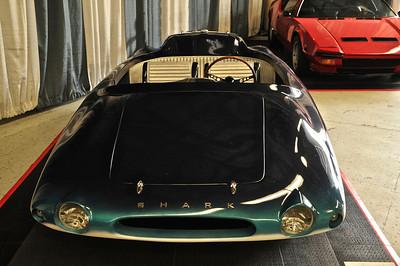 1962 Tiburon Roadster