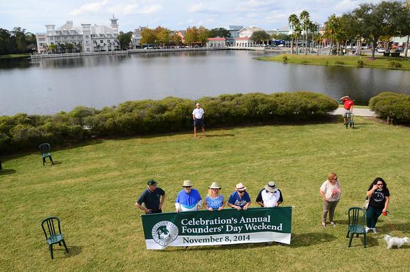 2014 Celebration Annual Town Photo