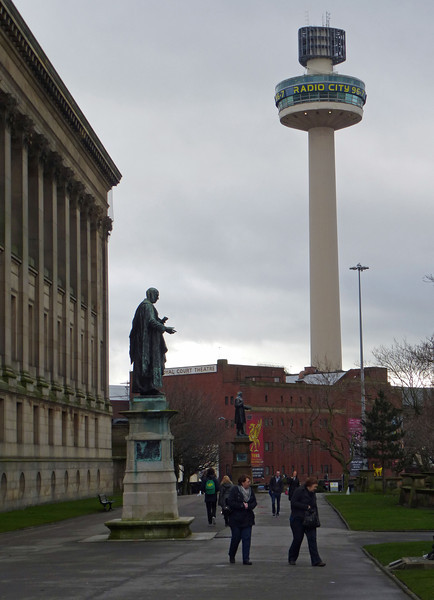 Radio City Tower - Liverpool 1 February 2014