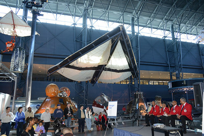 Hanger Talk at the Udvar-Hazy Center