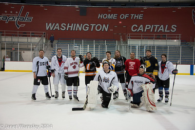 2014 Japers Rink pick up game