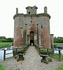 Caerlaverock Castle 20th July 2014