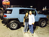 New owners of the 2014 Trail Teams Edition FJ Cruiser (5:30pm - 11pm)
