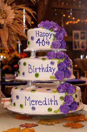 2014 Meredith 40th