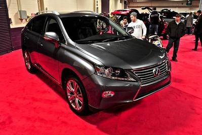 2014 Lexus RX 450 Hybrid 5-Door SUV