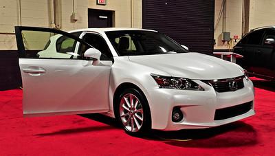 2013 Lexus 200 Hybrid Premium