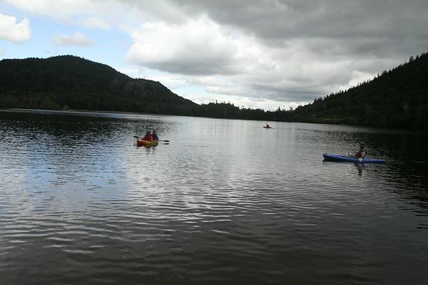 2014 NEDS Kayaking