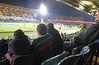 Adams Park prior to Wycombe 1-3 Burton Albion on Monday 17th November 2014