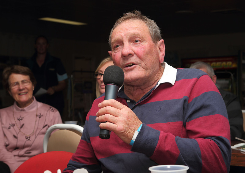 """Paul """"Nugget"""" Vitler was full of praise for Binalong Rugby League, another 1973 Wooden Spooner."""