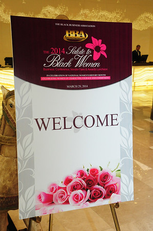 2014 Salute to Black Women Business Conference
