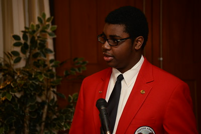 2014 Tuskegee Airmen East Coast Chapter Youth Breakfast, Keynote Col. Norman McDaniel