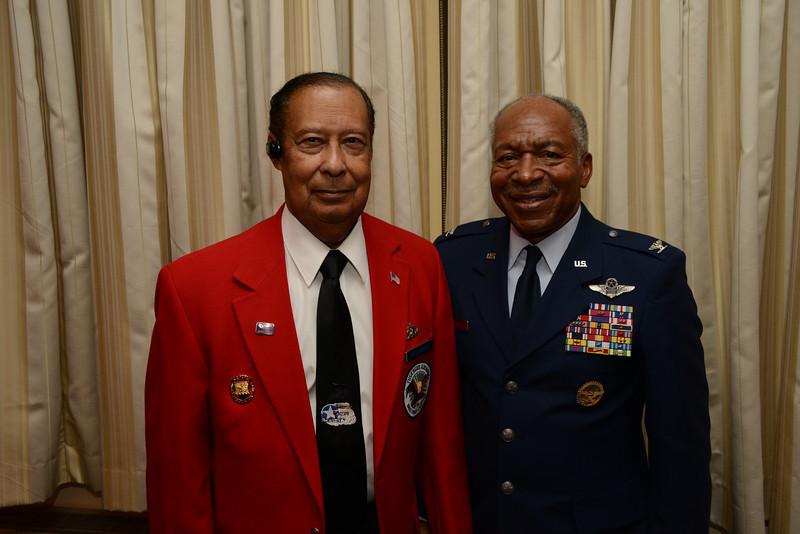2014 Tuskegee Airmen East Coast Chapter Youth Breakfast, Keynote Col. Norman McDaniel