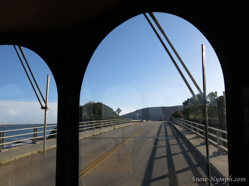 Apr 26, 2014  Two Trolleys and a lead truck took us to the Port San Luis Lighthouse