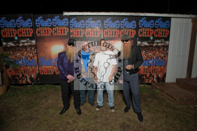 The Legendary Buffalo Chip, Sturgis, SD, 2014