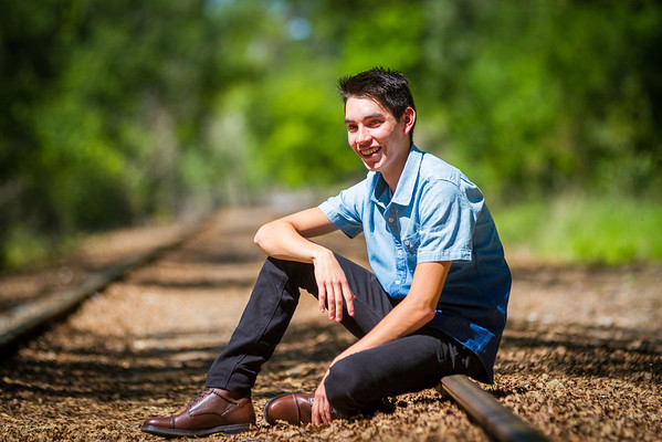 2014-04-05 Austin Senior Portraits