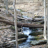 "10/22/13: Jon Cookson's section of Bon Secours (westernmost stream in Woodstock, Howard County). He did a report as well. ""Stream is in good conditiion. The stream crosses one pipeline.  For a stream map please see:<br /> <br /> <a href=""http://maps.google.com/?q=woodstock"">http://maps.google.com/?q=woodstock</a>+md+map<br /> <br /> (You must expand the map image by at least one click to see the streams)."" The picture was taken along with a stream survey report."