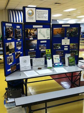 4.26.14 Hammond High School Greenfest Exhibit