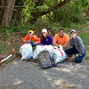 Howard Community College Students: Approx. 180 lbs collected on Sunday, 110 lbs collected on Saturday.
