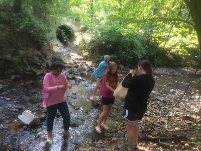 9.18.14 Storm Water Environmental Workshop With Elkridge Girl Scouts